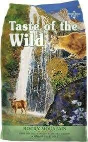Taste of the wild cat
