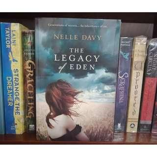 the legacy of eden davy nelle
