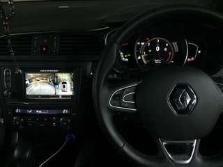 Renault Kadjar👉2018 Installed Super HD Night Vision 360 All View Camera 3D