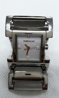 Cosmopolitan Crystal Stainless Steel Bracelet