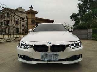 2013年BMW Series Sedan318d  2.0L