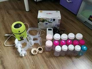 Spectra s9 plus breast pump