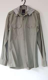 Khaki Military Coats