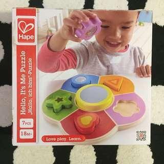 Hape Puzzle Toy