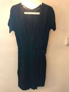 The Kooples 黑色連身裙