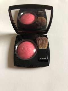 Chanel blusher Rose Toubillon