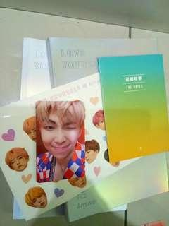 BTS love yourself S ver RM ( lowest price)