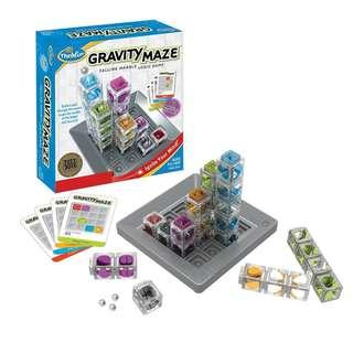 BNIB: ThinkFun Gravity Maze Marble Run - STEM Award Winner