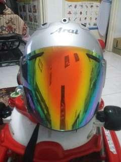 Helmet Arai ram2