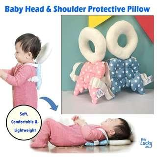 CUTE BABY HEAD & SHOULDER PROTECTION CUSHION PAD