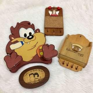 Wooden Decors