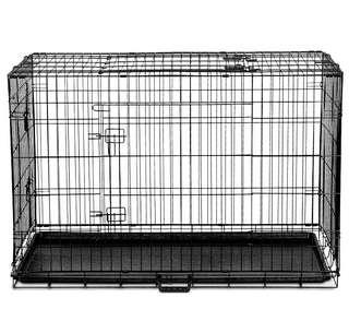 "42"" Foldable Pet Cage"