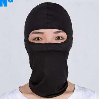 🚚 UV Sunscreen Protection Headmask / Balaclava / Face Mask