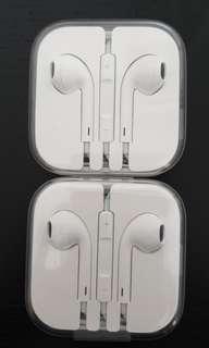 Original Apple Earphone