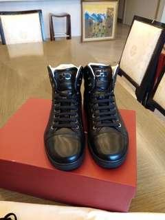Authentic SALVATORE FERRAGAMO Shoes for Men