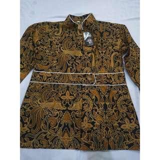 Baju kerja batik / baju batik