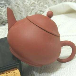 阿公留下來泡茶荊溪南孟臣製壺(單孔壺)茶壺紫砂壺
