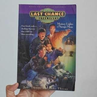 Children's Book: Mystery Lights of Navajo Mesa by Jake & Luke Thoene (Buku Anak)