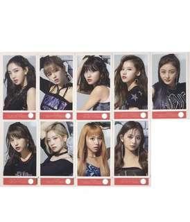 """[SHARE] TWICE """"BDZ"""" Japanese Photocard"""