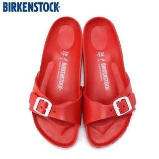 Birkenstock Madrid Eva - Red