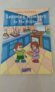 Numbers in the kitchen