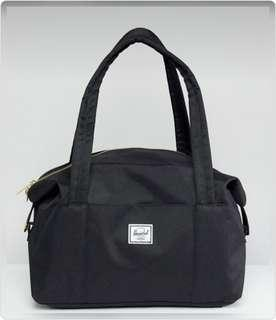 Herschel Strand Extra Small Gym Holdall In Black