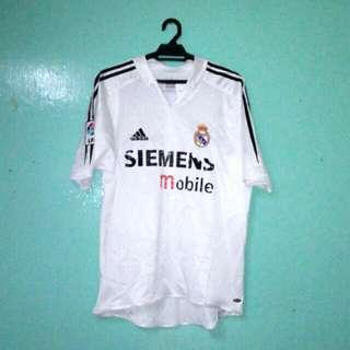 68d751ec9 Real Madrid Home Jersey 2004 2005