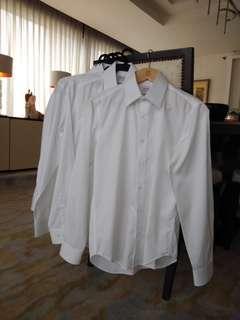 6pcs. ARROW White Shirts for Mem