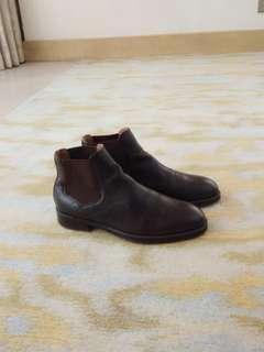 ALDO Boots dark brown for Men