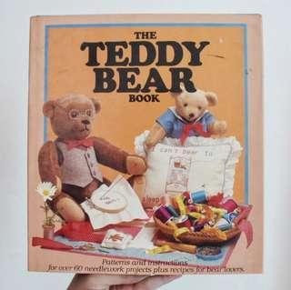 The Teddy Bear Book (DIY Teddy Bear)