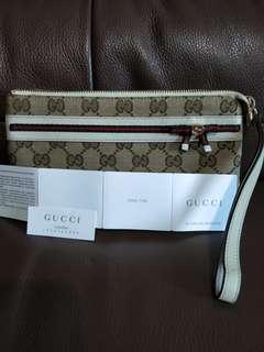 🚚 Gucci手拿包~正品~ 85成新 不議價