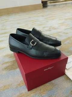 Authentic SALVATORE FERRAGAMO Formal.Shoes for Men