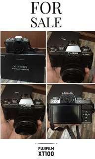 Fujifilm XT-100