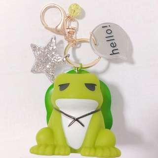 飾物 #旅行青蛙 #旅行青蛙🐸 #獨角獸 #吊飾#公仔#星星#鎖匙扣diy