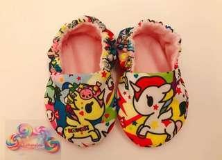 🚚 Customised Unicorn Per-Walker Shoes