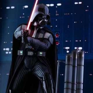 Hot Toys Star Wars Empire Strikes Back Episode 5 Darth Vader
