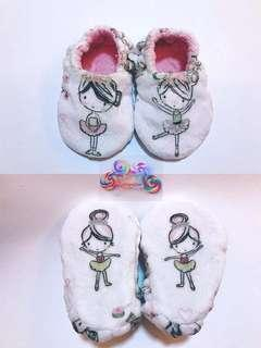 🚚 Customised Minky Baby shoes