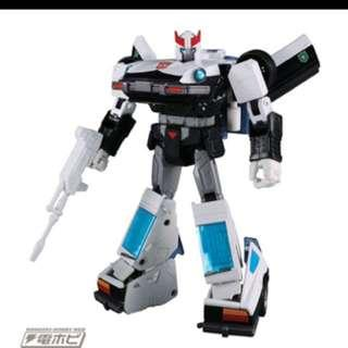Transformers Masterpiece Mp-17+ Mp17+ Prowl Anime Colour Edition