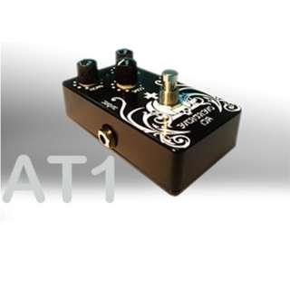 Toneweal guitar effect pedal AT1 - Overdrive