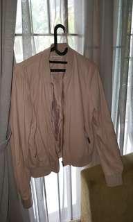 Stradivarius Leather Jacket