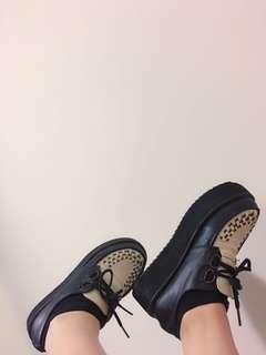 Platform shoes - f(x) member item 💗