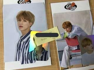 NCT WE GO UP HOLOGRAM PC