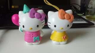 Hello Kitty 擺設 (可打開裡面)