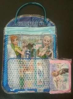 Frozen Stationery Set - Bundle Deal