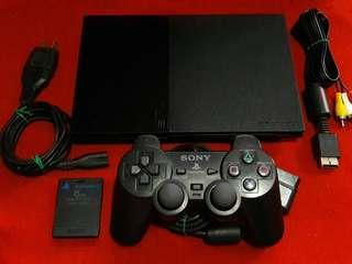 Ps2 playstation 2 slim scph 90006 model 220v Modified