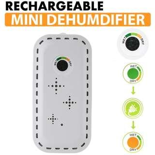 🚚 Top - 300 Rechargeable Mini Dehumidifier For Drybox Cameras wardrobe