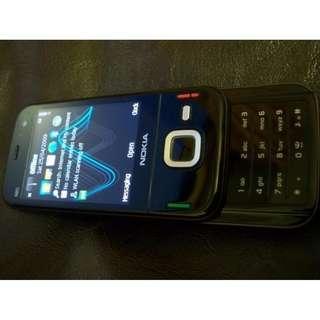Nokia N85 Avaxx Zitron Set