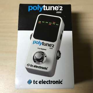 TC Electronic Polytune Mini 2 (New & Sealed)