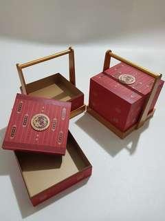 1 pair Weeding boxes