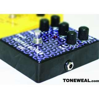 Toneweal guitar effect pedal GT1 - Digital Reverb